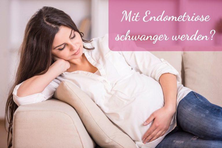 Mit Endometriose schwanger werden – geht das?