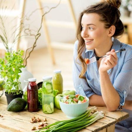 PCO Syndrom - gesunde Ernährung